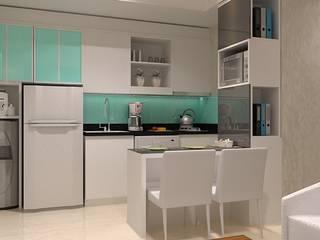 The Mansion Apartment Cendana Living KitchenCabinets & shelves