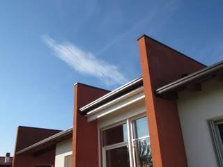 Residenza D.A.: Giardino in stile in stile Minimalista di Studio Architettura Tre A