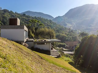 Casa FY Casas modernas por PJV Arquitetura Moderno