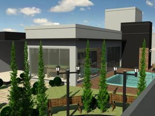Casa de veraneio:   por Arch & Design Studio