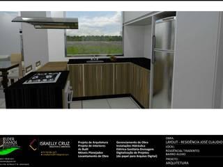 Modelos de Cozinhas Planejadas:   por  ARQUITETOS ASSOCIADOS - AM