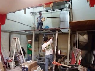 Remodelacion Local Comercial Body Brite Coatzacoalcos, Veracruz.:  de estilo  por Technik Group