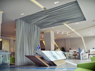 Bilge İnox HePe Design interiors Minimalist