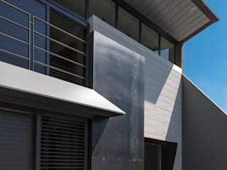 Casas de estilo  de HDA: ARQUITECTURA BIOCLIMATICA