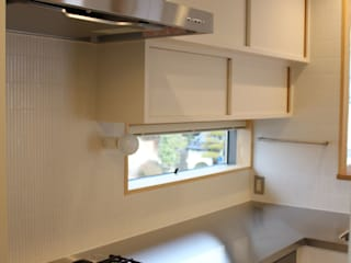 北村建築設計事務所 Cocinas de estilo moderno