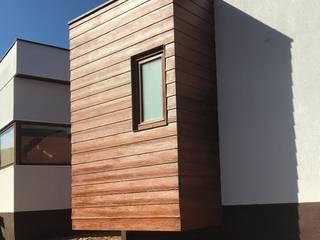 Construcción Terminada Vivienda Premium Lt37 / 125m2 / Fundo Loreto. La Serena. Territorio Arquitectura y Construccion - La Serena Casas unifamiliares Derivados de madera