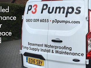 :   by P3 Pumps