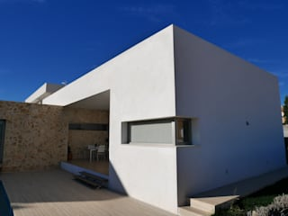 by linkehome arquitectura Mediterranean
