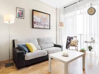 Home staging salón CASA IMAGEN