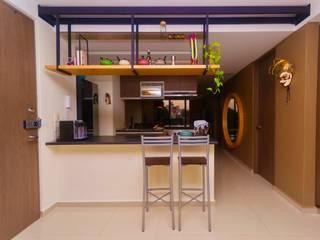 Casa CB: Comedores de estilo  por Structure Diseño & Arquitectura