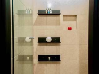 Interiorismo Baños: Baños de estilo  por Structure Diseño & Arquitectura