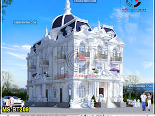 Kiến An Vinh Klassische Häuser