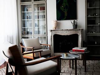 Estudios y despachos de estilo clásico de studionove architettura Clásico
