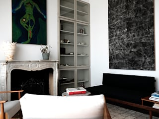 Vissi D'Arte studionove architettura Studio in stile classico Bianco