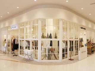 4cups店舗: 菅原浩太建築設計事務所が手掛けた商業空間です。,