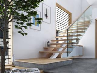 Stairs by Studio Gritt, Scandinavian