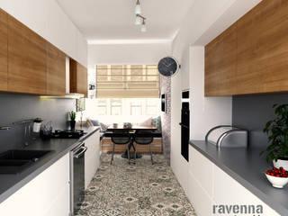 Cuisine de style  par Ravenna Mimarlık Restorasyon