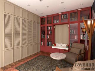 Bureau de style  par Ravenna Mimarlık Restorasyon