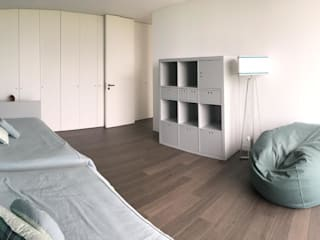 Oficina Rústica Boys Bedroom Wood Grey