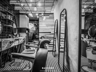 Barbero Baixa Espaços comerciais industriais por Tó Liss Industrial
