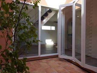 中庭: 余田正徳/株式会社YODAアーキテクツが手掛けた庭です。