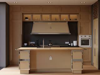 Кухня для интерьера в стиле Лофт от NABOKOFF английские интерьеры