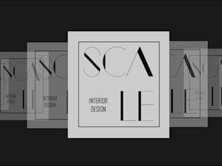 Logo Scale de Scale Interior Design