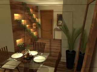 Comedor de vivienda: Baños de estilo  por Scale Interior Design,