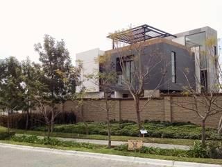 Casa Manuas 8 Casas modernas de 12.20 Estudio de Arquitectura Moderno
