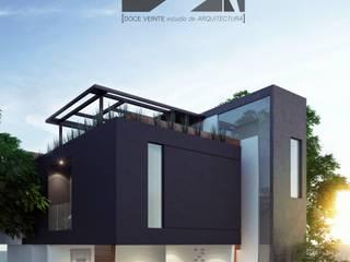 Casa Manuas 8 de 12.20 Estudio de Arquitectura Moderno