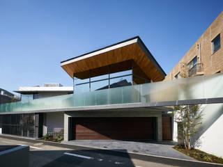 目白の住宅: 有限会社コンパクツ一級建築士事務所が手掛けた一戸建て住宅です。,