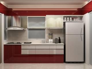 Interior:  Kitchen by DV Interiors