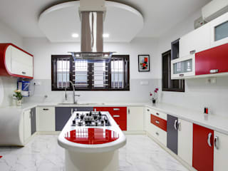 Monnaie Interiors Pvt Ltd KitchenAccessories & textiles