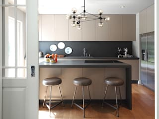Kitchen units by Fine Rooms Design Konzepte GmbH
