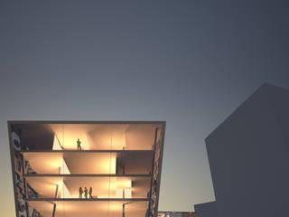 Estonian Academy of Arts:  in stile  di GD Architetture