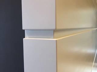 Falegnameria su misura Dining roomAccessories & decoration Kayu White