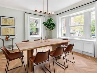 Проект апартаменты Мэдиссон : Столовые комнаты в . Автор – VADIM MALTSEV DESIGN&DECOR | FURNITURE