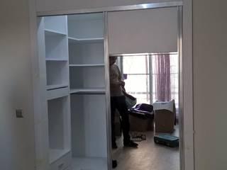 Pmk mobilya yapı malz. Ltd. Şti. – HAKAN BEYİN GİYİNME ODASI :  tarz