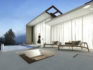 de Isabela Notaro Arquitetura e Interiores Minimalista