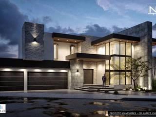Misiones: Casas de estilo  por DAMAJO Grupo Inmobiliario,