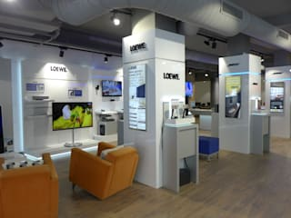 Commercial Spaces by Trama