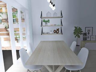 İskandinav Oturma Odası Criadesign Studio İskandinav