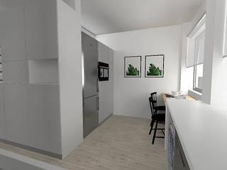 Cozinhas modernas por Criadesign Studio Moderno