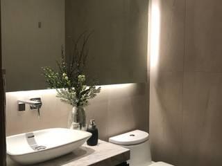 De Firma Muebles Moderne badkamers Marmer Beige