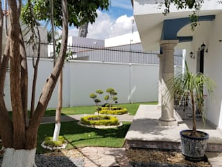 Casa Laurel Jardines modernos de Elementos Moderno