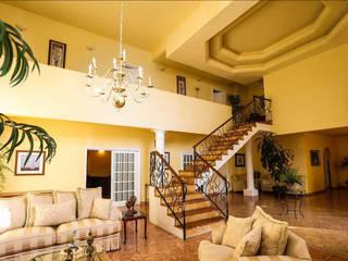 Casa Danzantes Salones clásicos de D&C Arquitectos Clásico