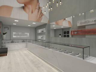 Loja Em shopping - Lunare por LC Design de Interiores