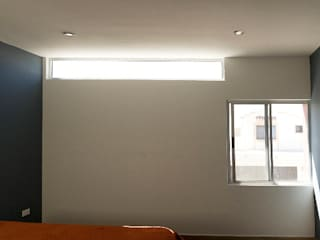 Dormitorios de estilo moderno de Tekne Moderno