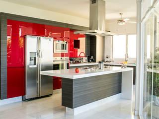 Cocinas de estilo moderno de Tekne Moderno