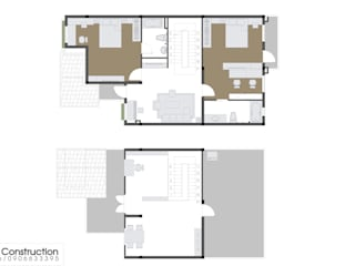 AN LĨNH CONSTRUCTION - Thiết kế và thi công cải tạo nhà cho anh Nguyễn Ngọc Tuấn:   by CÔNG TY THIẾT KẾ XÂY DỰNG AN LĨNH